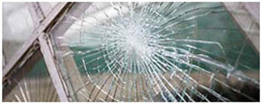 Harrow On The Hill Smashed Glass